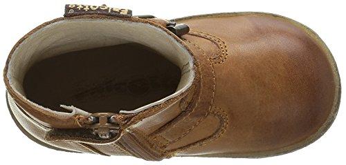 Naturino Falcotto 1213 - Zapatos de primeros pasos Bebé-Niñas Marrón - marrón
