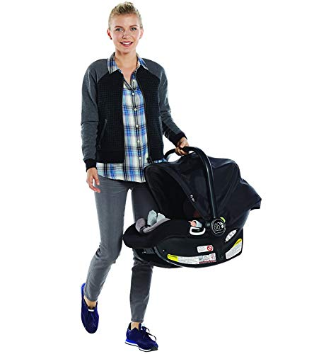 Baby Jogger City Go Infant Car Seat and Base - Black/Grey