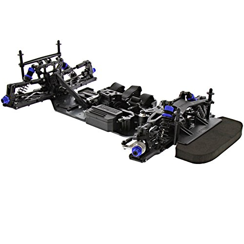 (Kyosho 1/8 Inferno GT2 VE BL Roller Rolling Chassis with Transmission & Shocks)