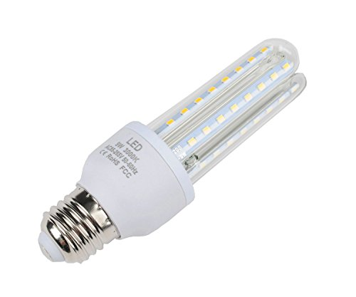 SZC SMD2835 Home Lighting Led Corn Bulb E27 Energy Saving Lamp Light Color White (9) (Highpoint Microwave compare prices)