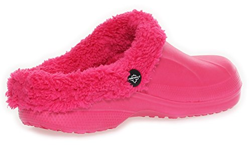 Matyfashion Women's Clogs pink Size: 3 UK jqhqE4