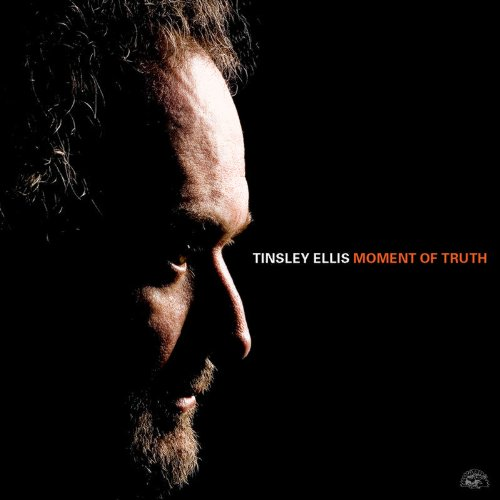 CD : Tinsley Ellis - Moment of Truth (CD)