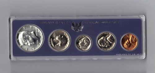 - 1966 US Special Mint Set