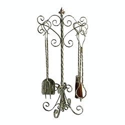 Cyan Design 04093 Coastal Fireplace Tools