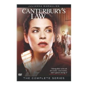 Canterbury's Law: The Complete Series (2008) Julianna Margulies (Actor), Ben Shenkman (Actor) | Rated: NR | Format: DVD
