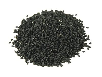 BLACK ONION SEEDS / KALONJI SEEDS NIGELLA COOKING ASIAN HERBS AND SPICES 100g