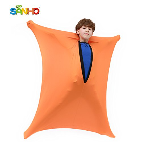 Sanho-Yopo-Dynamic-Movement-Sensory-Sox-Medium6-9-years-old-47LX27W-Orange