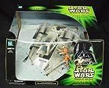: Star Wars power of the Jedi Luke Skywalker's Snowspeeder Snow Speeder