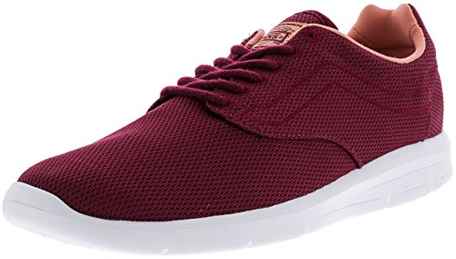 Bestelwagens Heren Iso 1,5 Lage Top Lace Up Mode Sneakers Biet Rood / Wit
