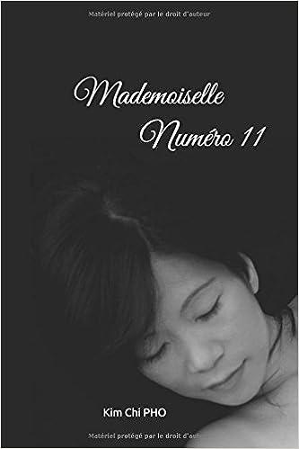 Mademoiselle numéro 11 (French Edition)