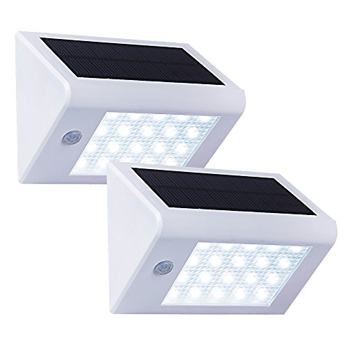 solar motion sensor wall light t sun 20 led super bright. Black Bedroom Furniture Sets. Home Design Ideas