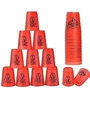 Quick Stack Cups, 12 Stuks