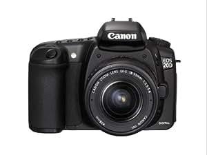Canon EOS 20D -  Cámara Réflex Digital 8.2 MP (Cuerpo)