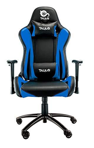 Talius Silla Lizard Gaming, Negro y Azul