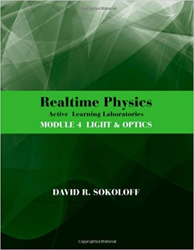 Realtime physics active learning laboratories module 4 light and realtime physics active learning laboratories module 4 light and optics 3rd edition fandeluxe Gallery