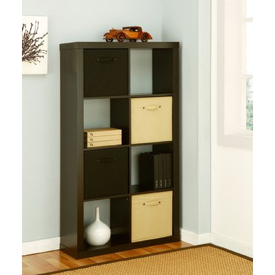 Terra Modern Bookcase/Display Stand For Sale