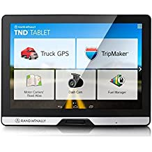 """Rand McNally 528013076 Intelliroute 8"""" TND Tablet with Built-in Dash Cam (Certified Refurbished)"""