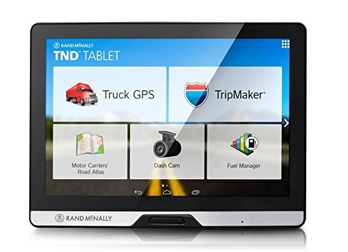Rand McNally 528013076 Intelliroute 8'' TND Tablet with Built-in Dash Cam (Certified Refurbished) by Rand McNally (Image #6)
