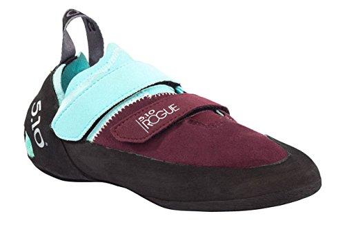 Five Ten Rogue VCS Synthetic Women's Climbing Shoes, Light Blue, 8 by Five Ten