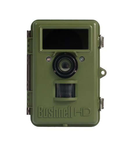 Bushnell NatureView HD Max Trail Camera with Night Vision and Close Focus Lenses