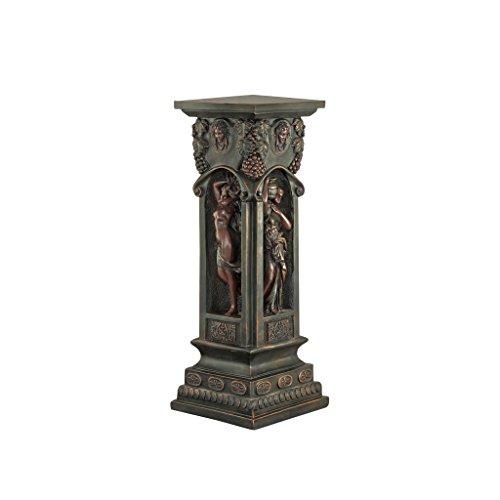 Design Toscano Fontaine des Innocents Pedestal Plant Stand by Design Toscano