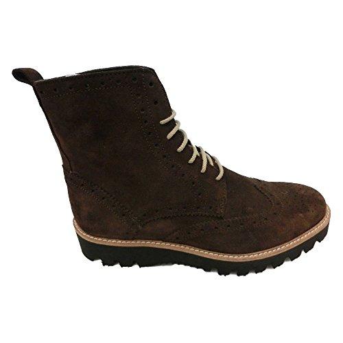 drudd - Zapatillas para hombre marrón