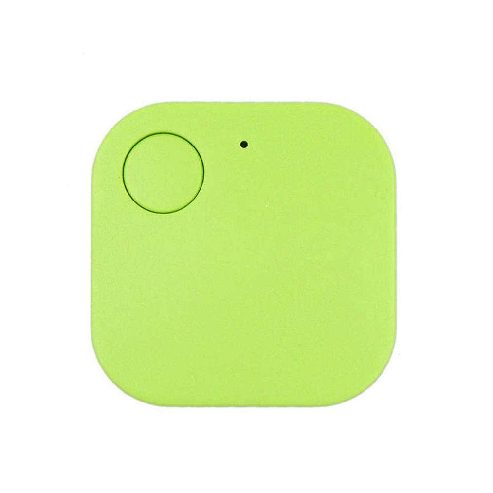 Weite GPS Tracker, Mini Smart Anti-Theft Aanti-Loss Device, Portable Wireless Seeker Selfie Remote Locator Finder Pet Dog Cat Child Wallet Bag Phone (Green)