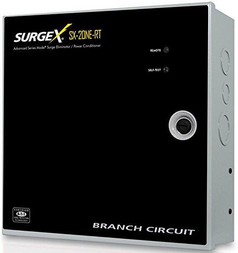 SurgeX SX-20NE-RT Branch Circuit Surge Eliminator with Remote Control by SurgeX