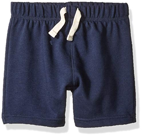 (The Children's Place Baby Boys Waistband Knit Shorts, Tidal)
