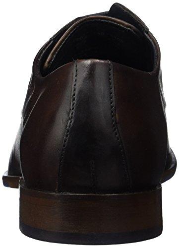 Daniel Hechter 811219011100, Zapatos de Cordones Derby para Hombre Marrón - Braun (d.Braun 6100)