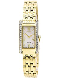 EX1472-56D Gold Stainless Steel Womens Watch
