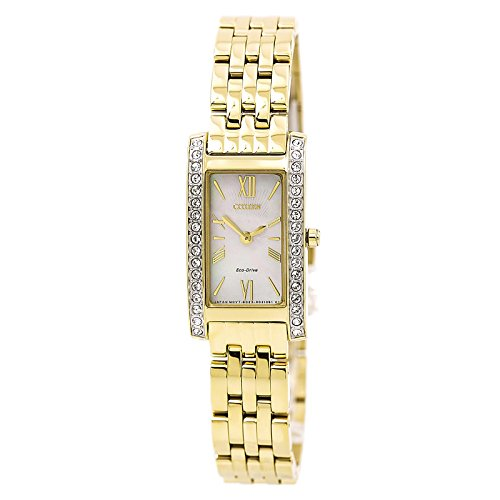 Citizen EX1472-56D Gold Stainless Steel Women's Watch