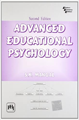Buy Advanced Educational Psychology Book Online at Low Prices in