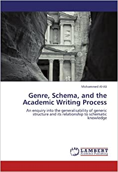 Book Genre, Schema, and the Academic Writing Process: An enquiry into the generalisability of generic structure and its relationship to schematic knowledge
