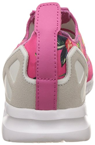 W Trainers adidas Women's S78960 Smooth Pink Adv Blue Multicolour 001 Zx Flux wXf0SXr