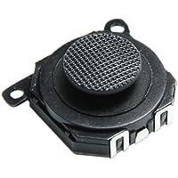 OSTENT Botón 3D Reemplazo de reparación de joystick analógico compatible para Sony PSP 1000 Console - Paquete de 2