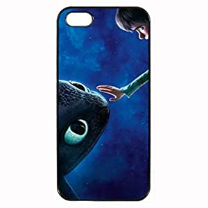 How to Train Your Dragon Hiccup And Toothless Hard Case Back For iPhone 5c & iphone 5c