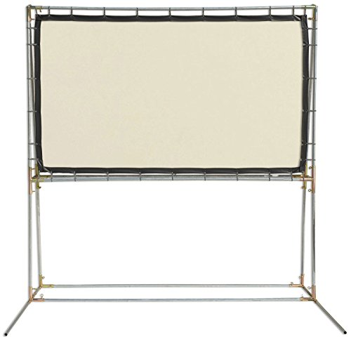 - Carl's White Rear Projection Screen Film (16:9 | 5x9-Ft | 120-in) Standing Rear Projection Screen Kit, Semi-Translucent PVC Rear Projection Film,DIY Rear Projection Projector Screen,Outdoor/Portable