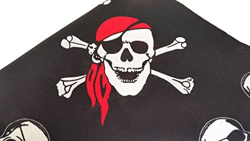 toys, games, dress up, pretend play,  pretend play 4 on sale Playscene Pirate Bandana's for Children or Adults promotion