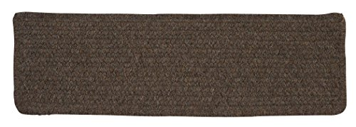 Westminster Stair Tread, Bark, Set of 13 -