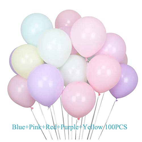 (Balloons Party Decorations,TONUNI 100 Pack 10