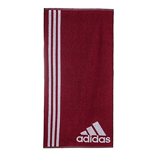 Adidas - Small Tennis Towel Mystery Ruby and White - (BR0944)