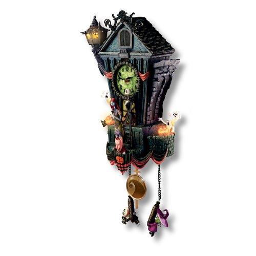 Cuckoo Clock: The Nightmare Before Christmas Cuckoo Clock by The ...