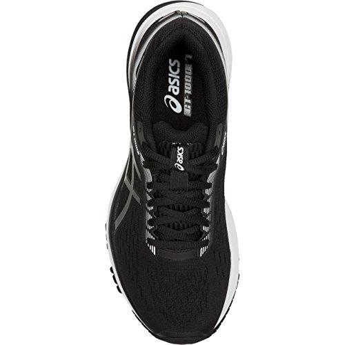 Gt 11 Black white m B Asics Women's 1000 Us 1012a030 7 Shoe Running BnEq4w1