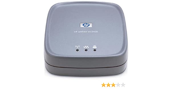 HP - Servidor de impresión (16 MB, 4 MB, HP Install Network ...