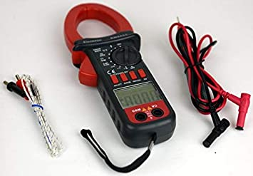 Sinometer BM802A True RMS Auto Manual AC Clamp Meter,Up to 1,000Amps,Inrush Measurement, Volatge for both AC and DC, Mastech DT266 Upgrade