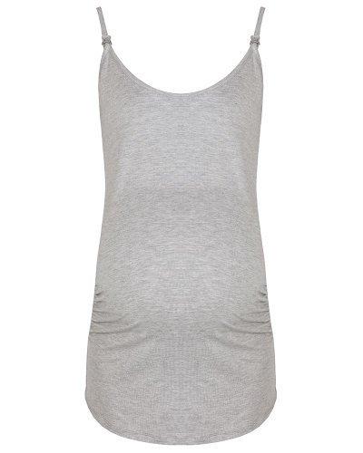 The Essential One - Umstandsmode Stillshirt / Stilltop - EOM73