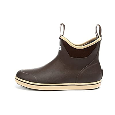 XTRATUF Performance Series Men's Kryptek Ankle Deck Boots