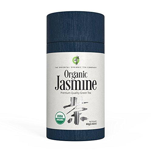 Oriental Organic Premium servings Tea USDA Approved product image