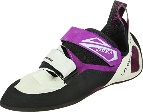 La Sportiva Mutant Womens Trail Running Shoes - SS18 Katana Woman White/Purple Talla: 38 Et4JFx